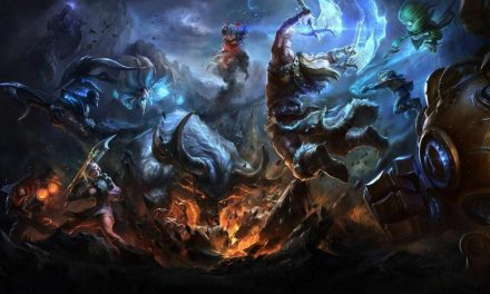 LEAGUE OF LEGENDS – TE ODIO TANTO QUE TE AMO