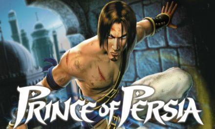 Prince of Persia Las arenas del tiempo (PlayStation 2)