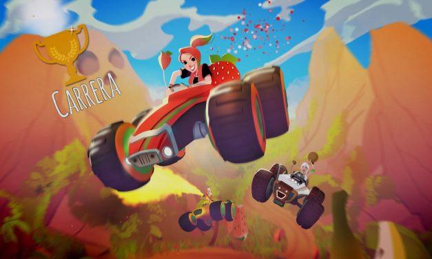 Análisis – All-Star Fruit Racing