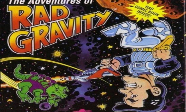 The Adventures of Rad Gravity (N.E.S.)