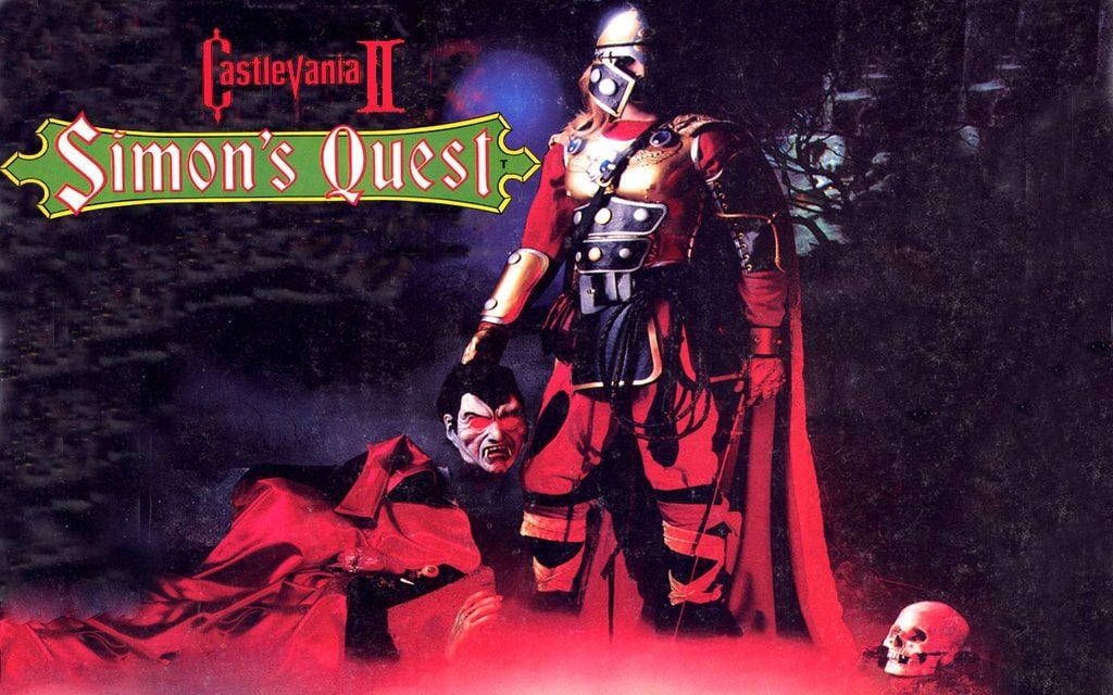 Castlevania II: Simon's Quest (N.E.S.)