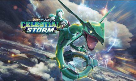 Nos adentramos en Tormenta Celestial, la última expansión de Pokémon JCC