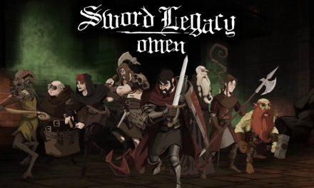 Primer vistazo: Sword Legacy Omen