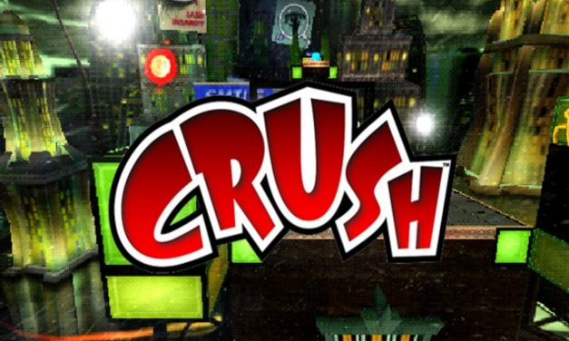 CRUSH! (PlayStation Portable)
