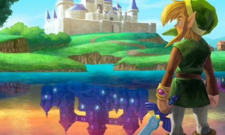 The Legend of Zelda: A Link Between Worlds (Nintendo 3DS)