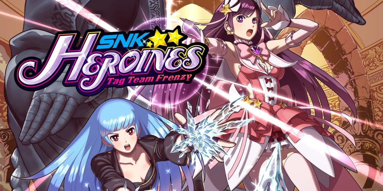SNK Heroines suma tres nuevos personajes