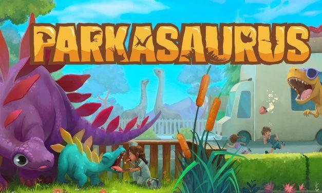 Primer vistazo: Parkasaurus