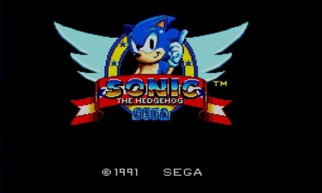 Sonic de 8 bits