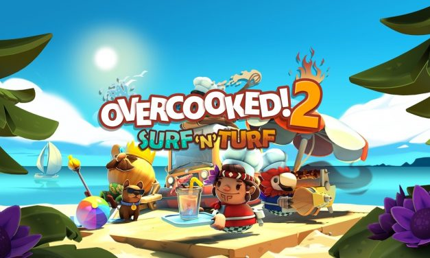 Análisis de Overcooked 2: Surf 'n' Turf