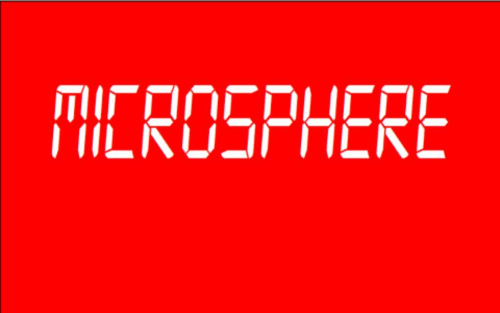 Microsphere