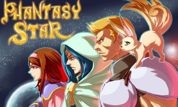 Phantasy Star (Master System)