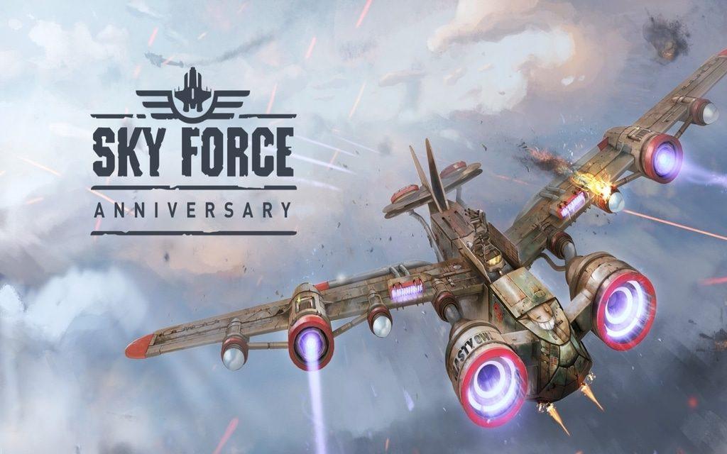 Análisis – Sky Force Anniversary