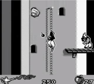 Aladdin Game Boy