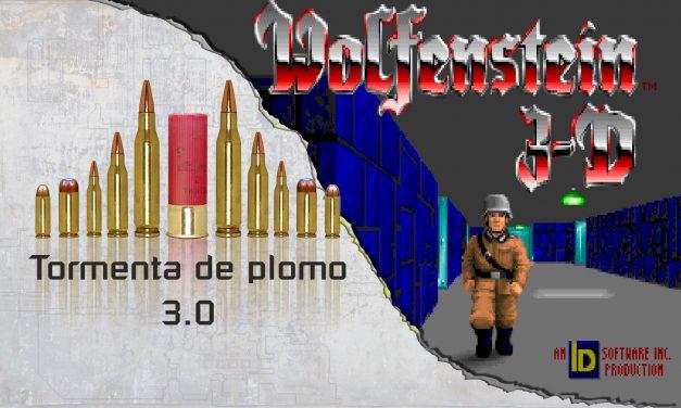 Tormenta de plomo – E3M1 – Wolfenstein 3D