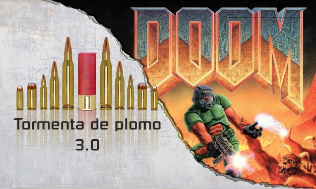 TORMENTA DE PLOMO – E3M2 – Doom / Doom 2