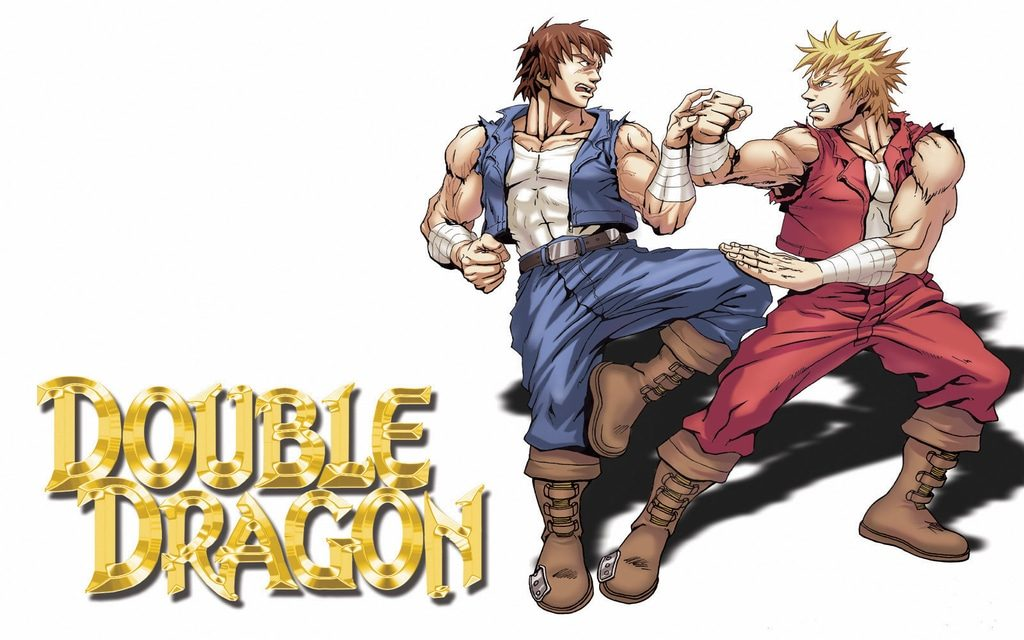 Double Dragon Advance (Game Boy Advance)