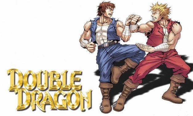 Double Dragon Advance (Game Boy Advance)