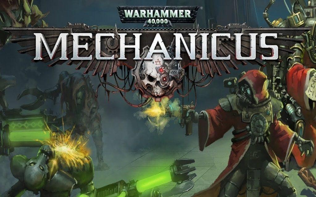 Análisis – Warhammer 40.000: Mechanicus