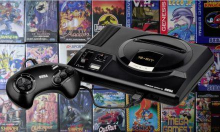 30 años de Mega Drive