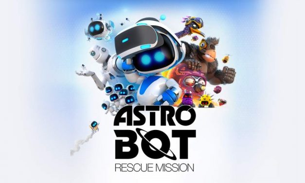 Análisis – Astro Bot: Rescue Mission