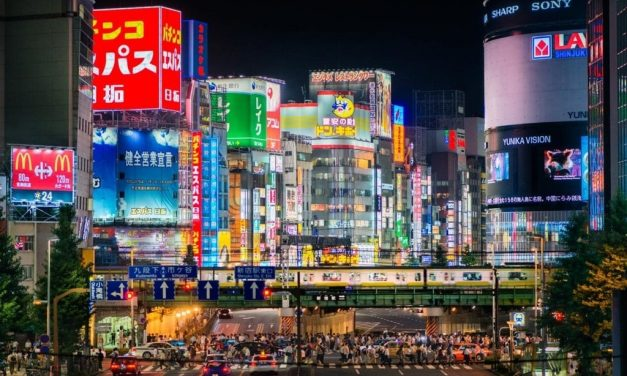 Ventas Japón semana 6, 2019