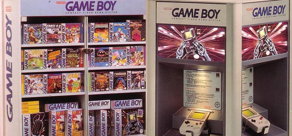 Game Boy, 30 años del 'fenómeno'.