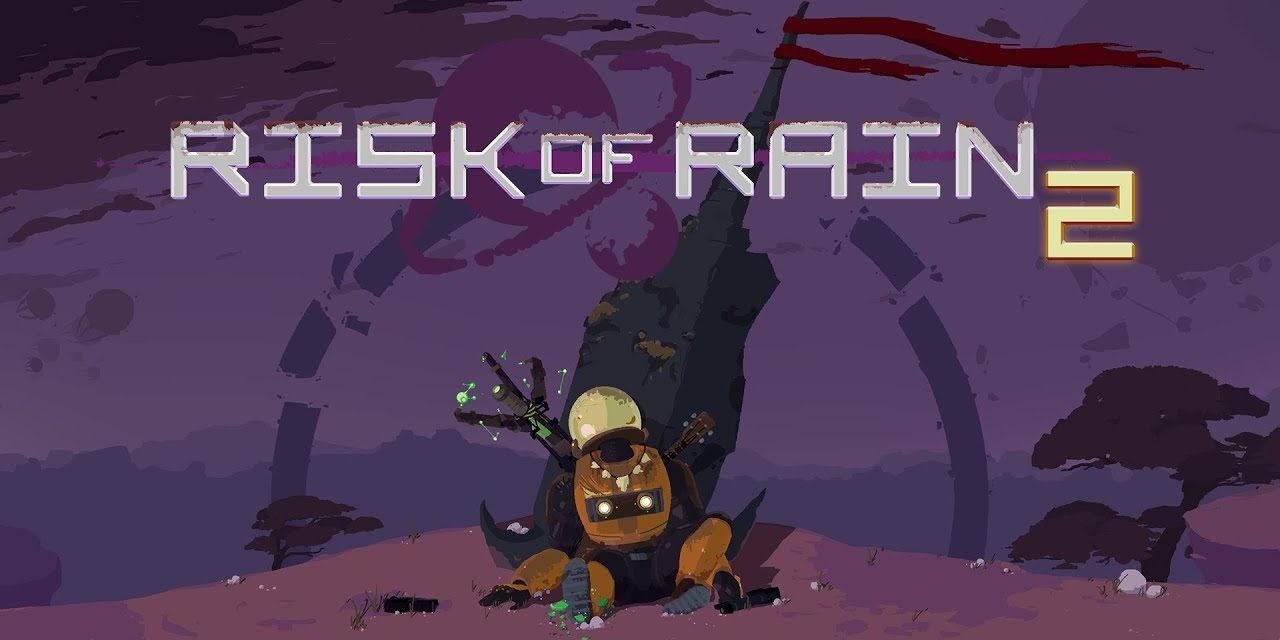 Sorteo – Risk of Rain 2 para Steam