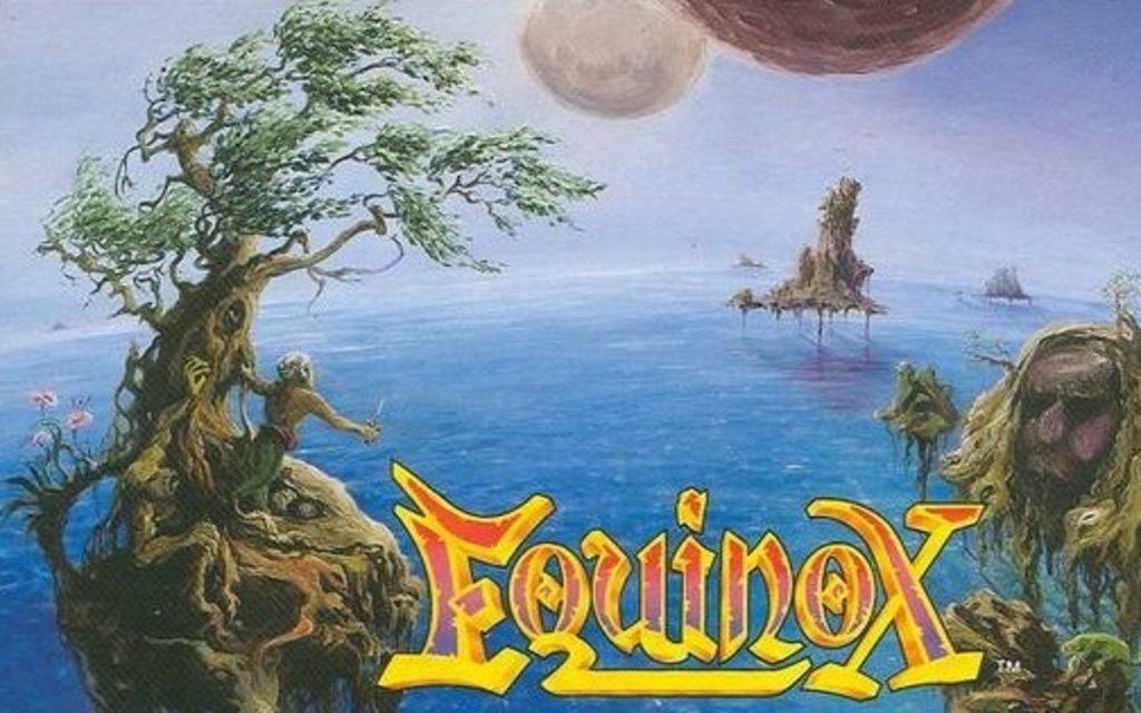 Equinox (Super Nes)