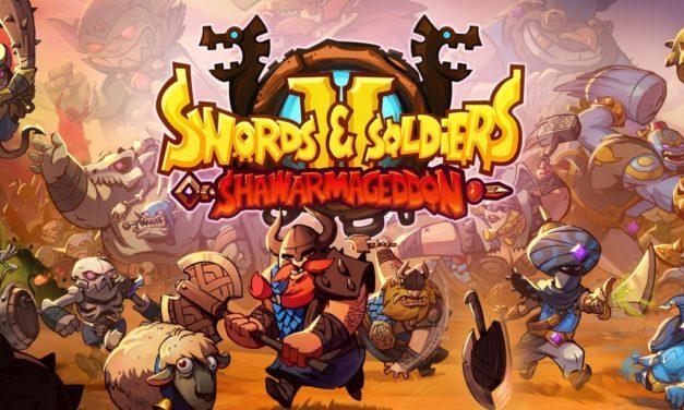 Análisis – Swords & Soldiers II Shawarmageddon