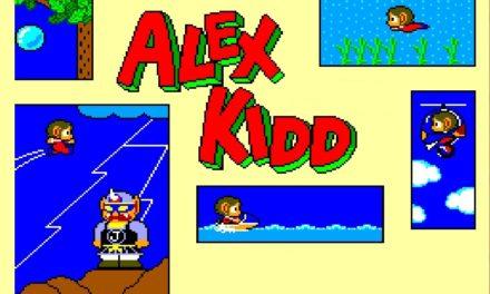Alex Kidd: niño milagro y mascota en paro
