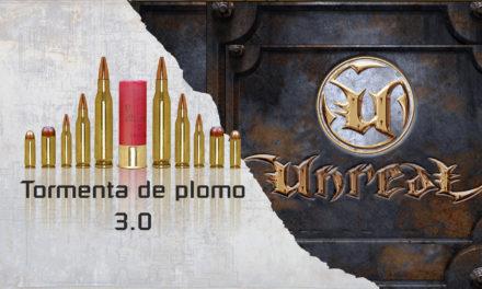 TORMENTA DE PLOMO – E3M10 – Unreal