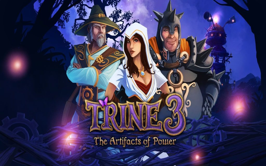 Análisis – Trine 3: The Artifacts of Power
