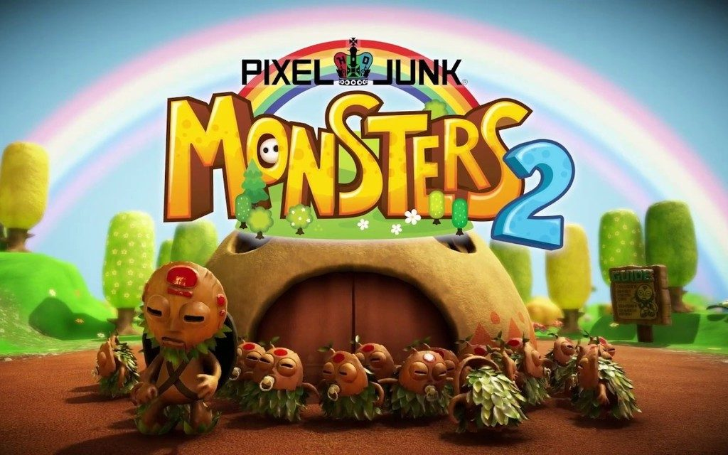 Análisis – Pixel Junk Monsters 2