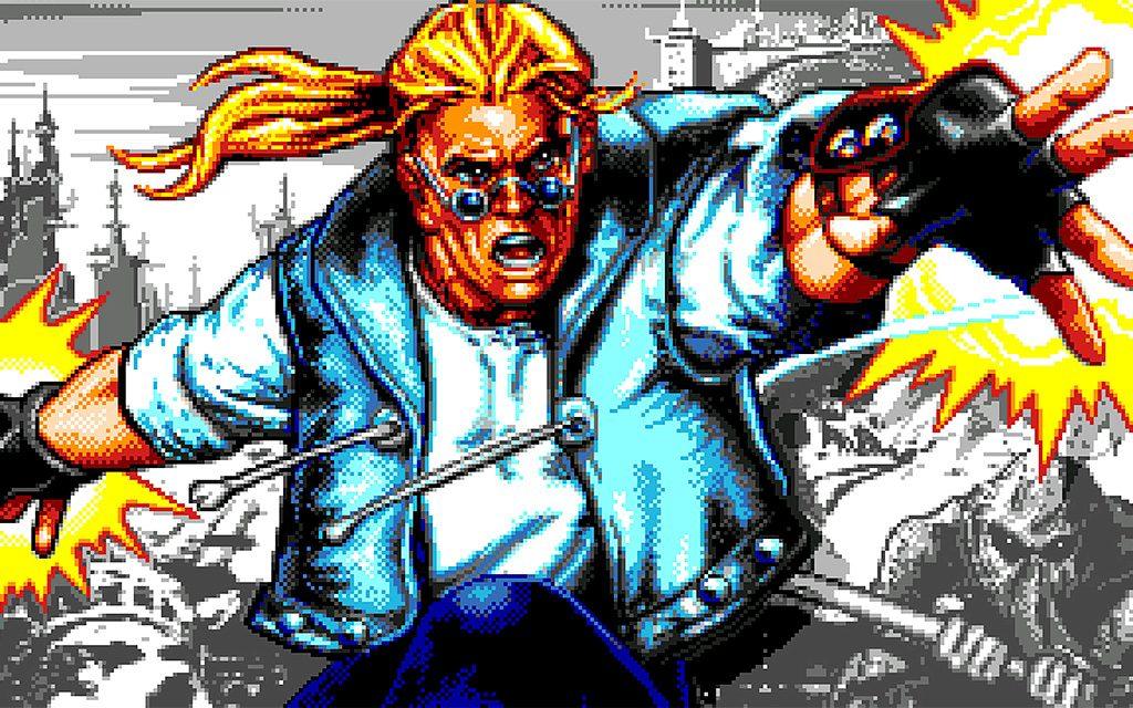 Comix Zone – Mega Drive