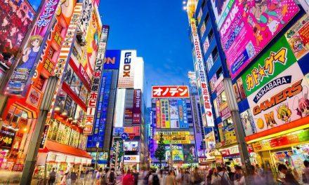 Ventas Japón semana 41, 2018