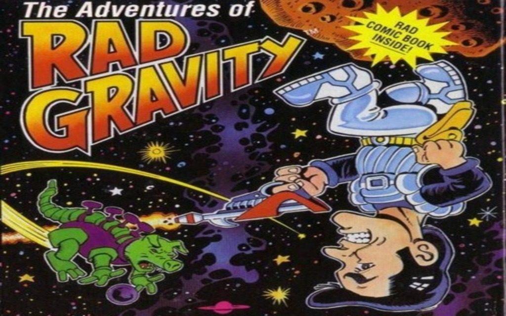 The Adventures of Rad Gravity (N.E.S.)