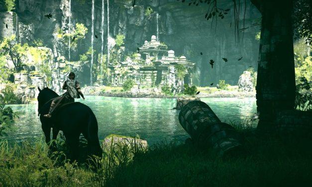 Galería de imágenes: Shadow of the Colossus