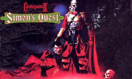 Castlevania II: Simon's Quest – NES