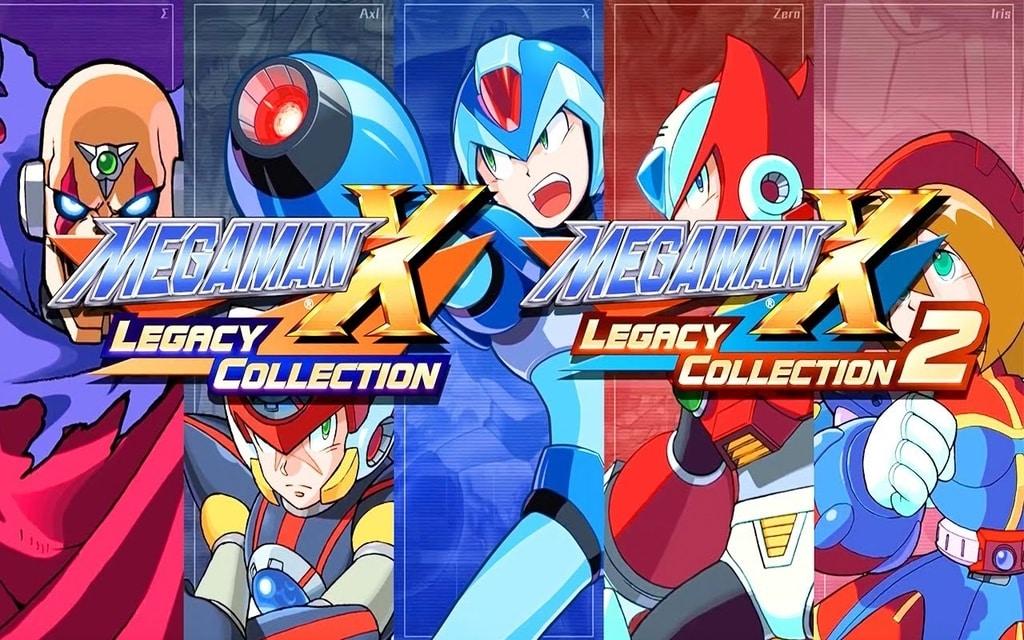 Análisis – Mega Man X Legacy Collection 1 + 2