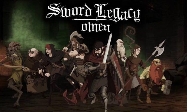 Probando – Sword Legacy Omen