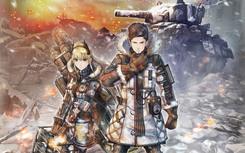 Probando – Valkyria Chronicles 4
