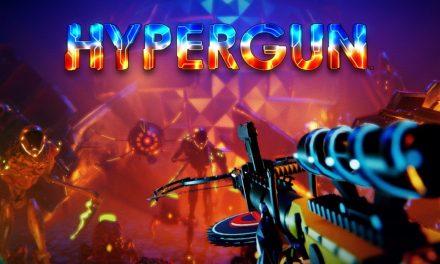 Probando: Hypergun