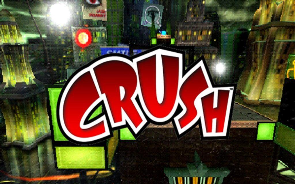 CRUSH! – PlayStation Portable