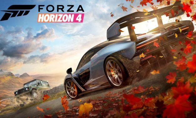 Análisis – Forza Horizon 4