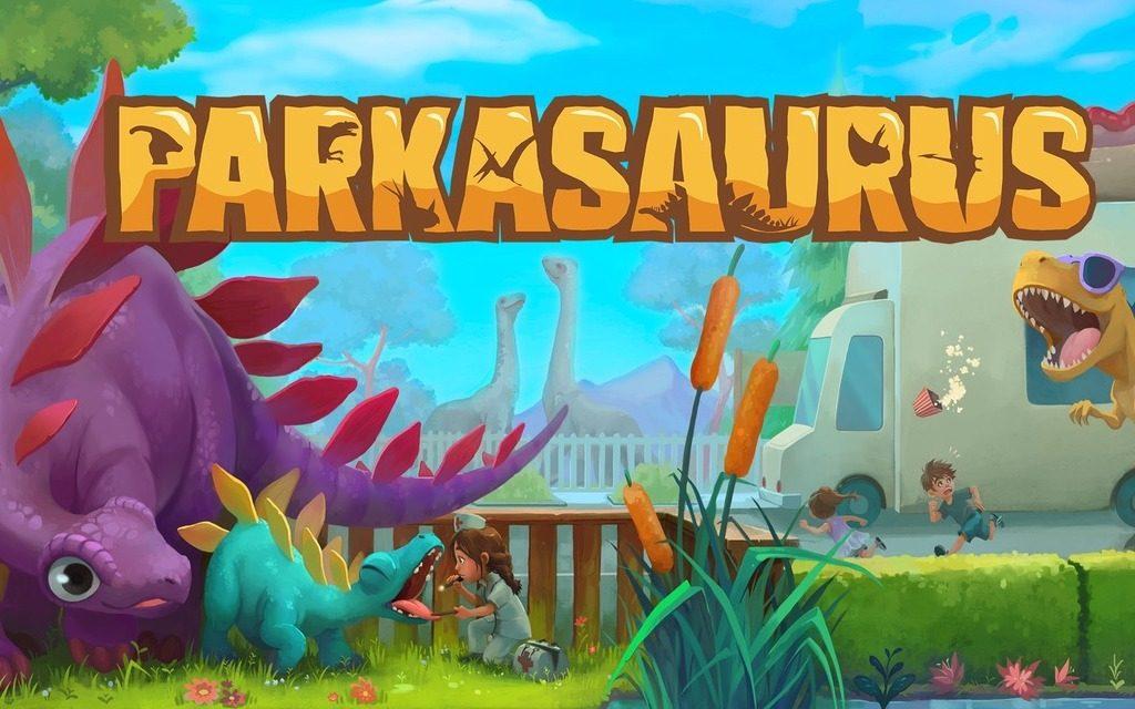 Probando – Parkasaurus