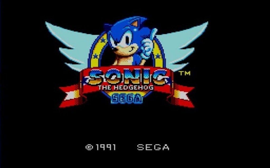 Sonic en los 8 bits