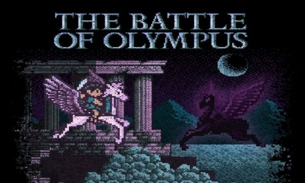 The Battle of Olympus – NES