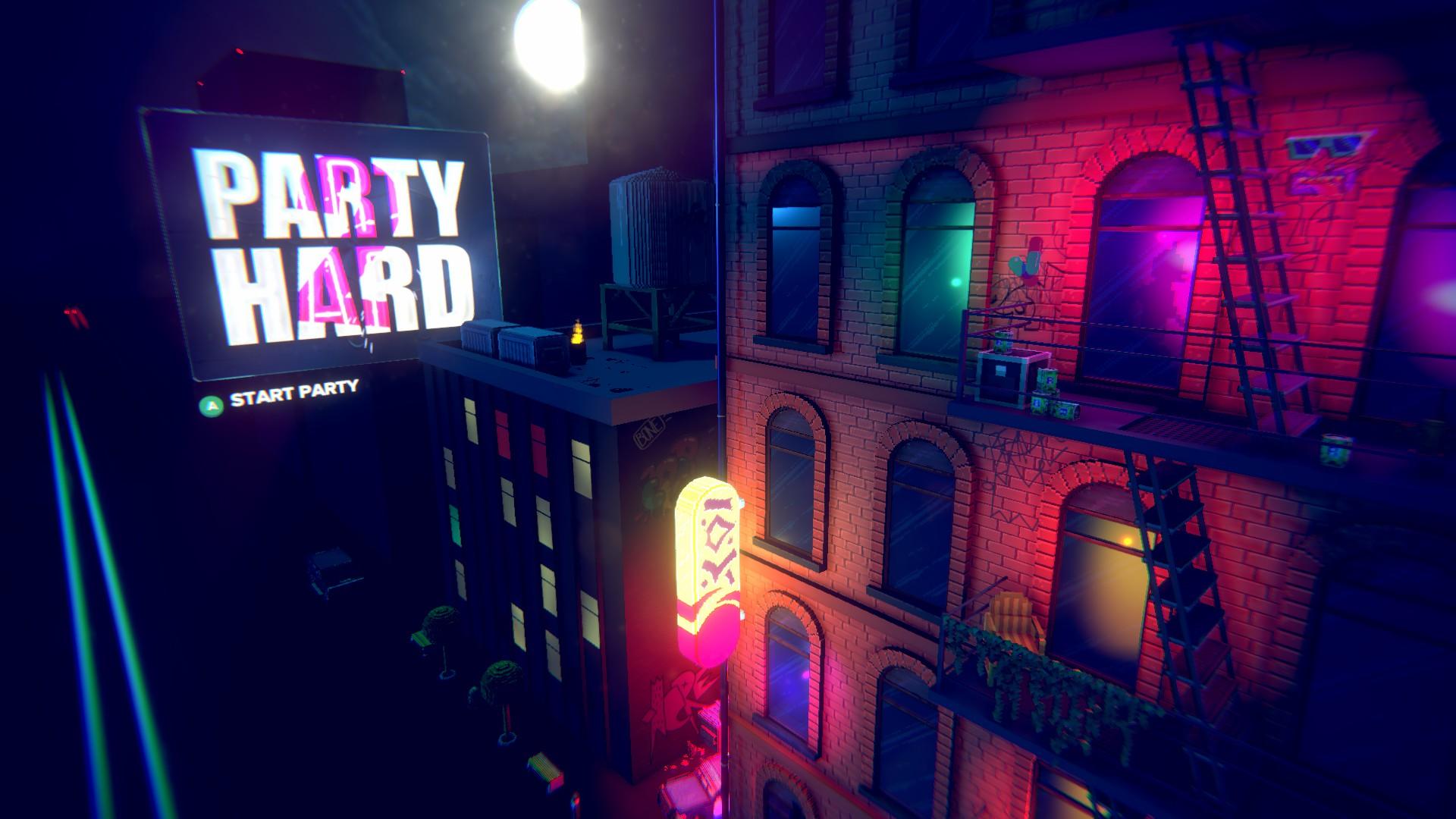 Sorteo Party Hard 2 Para Steam