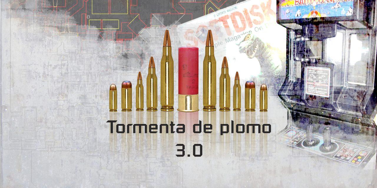 TORMENTA DE PLOMO – E3M0 – Orígenes
