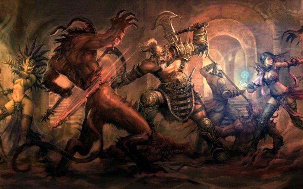 Diablo III versión Nintendo Switch